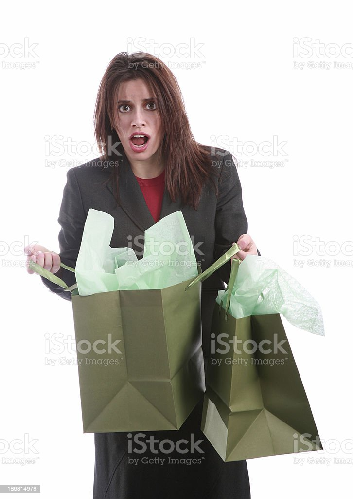 Unusual Surprise royalty-free stock photo