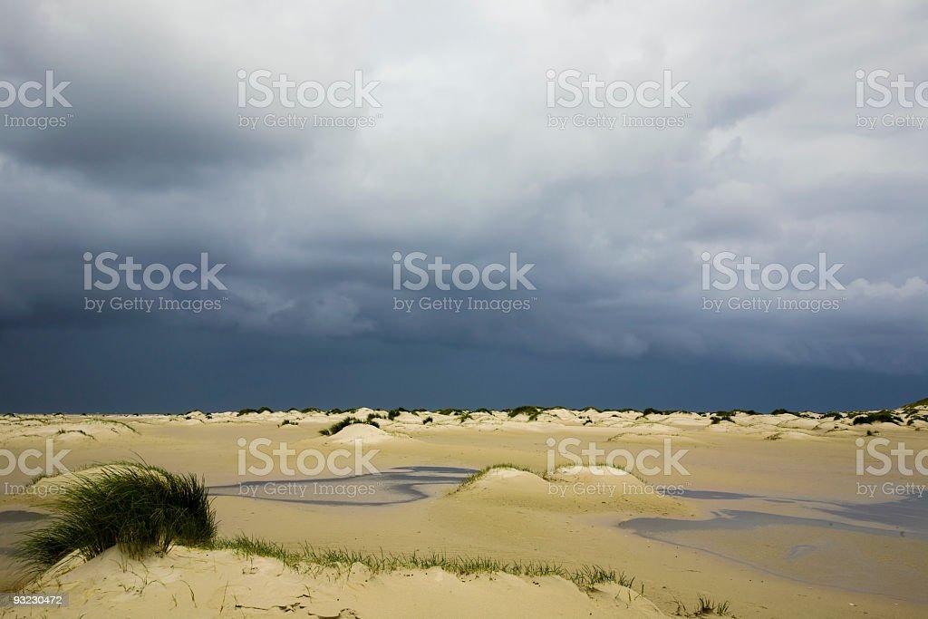 Unwetter stock photo