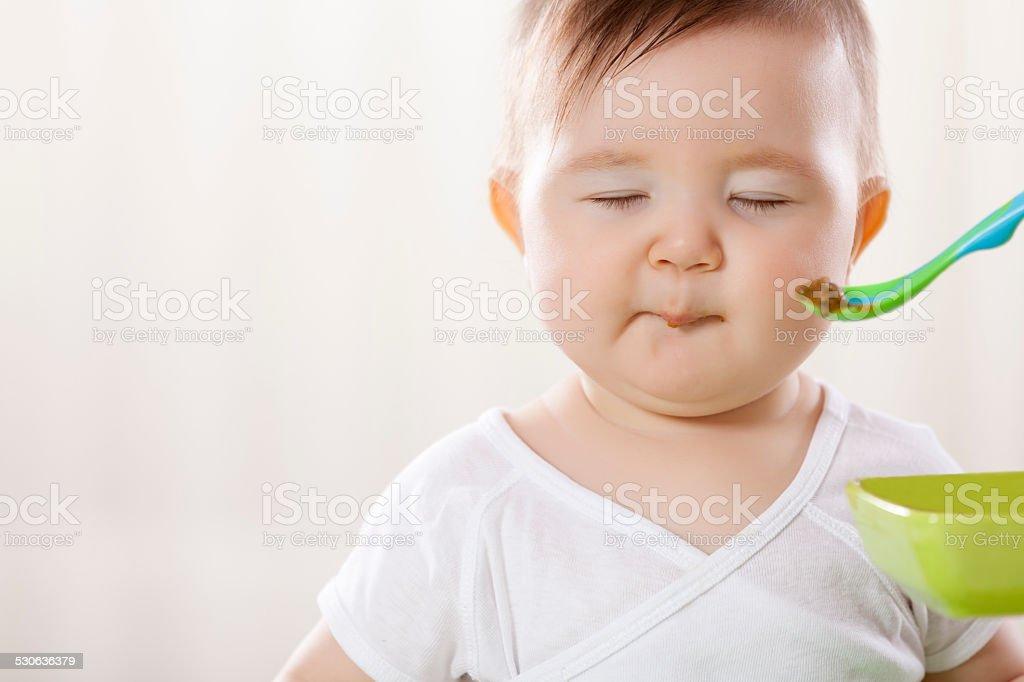 Widerwille Füttern – Foto