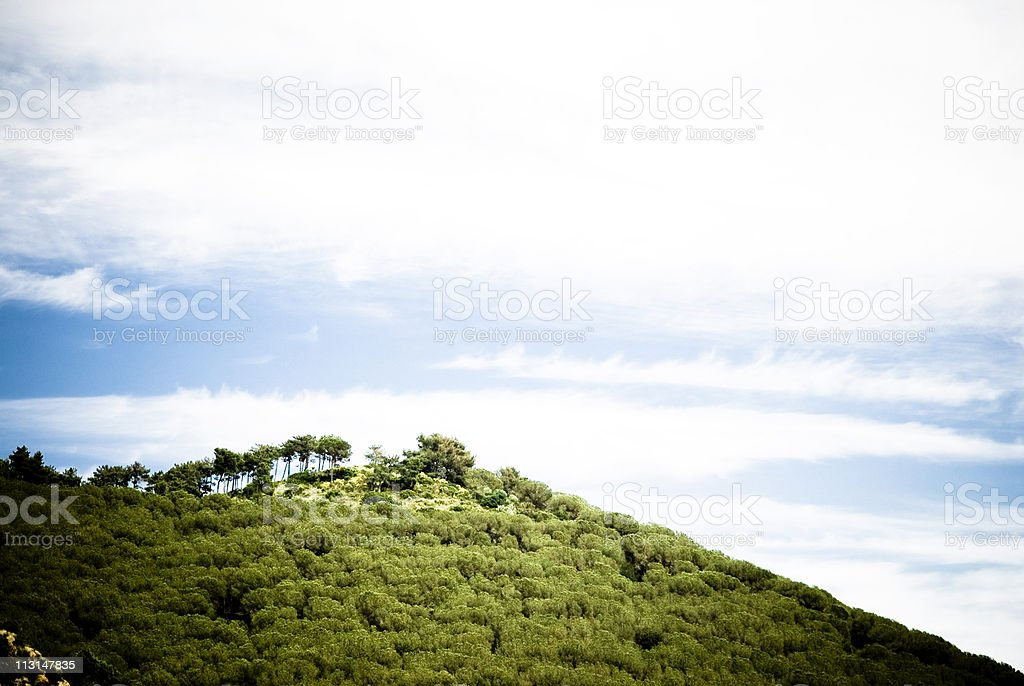 Up and Down royalty-free stock photo