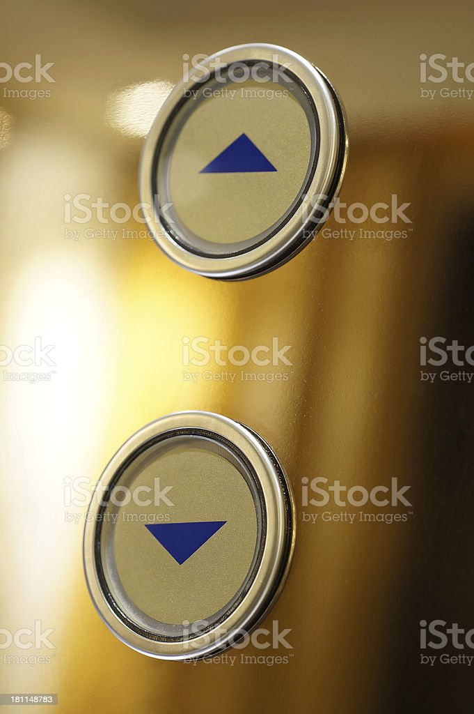 Up or Down? royalty-free stock photo
