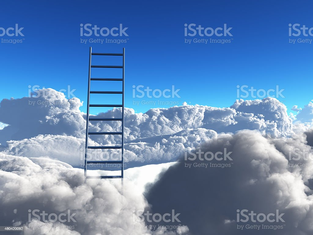 Up stock photo