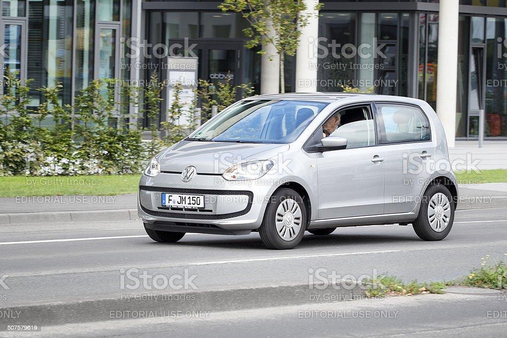 VW up! royalty-free stock photo