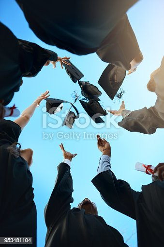 istock Up, up and away! 953481104
