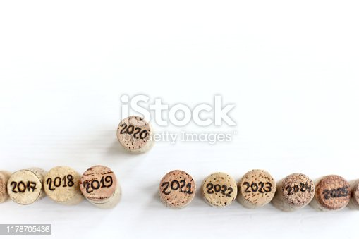 1086534384 istock photo upcoming new year 1178705436