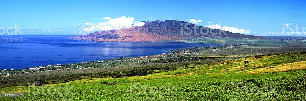 UpCountry Maui stock photo
