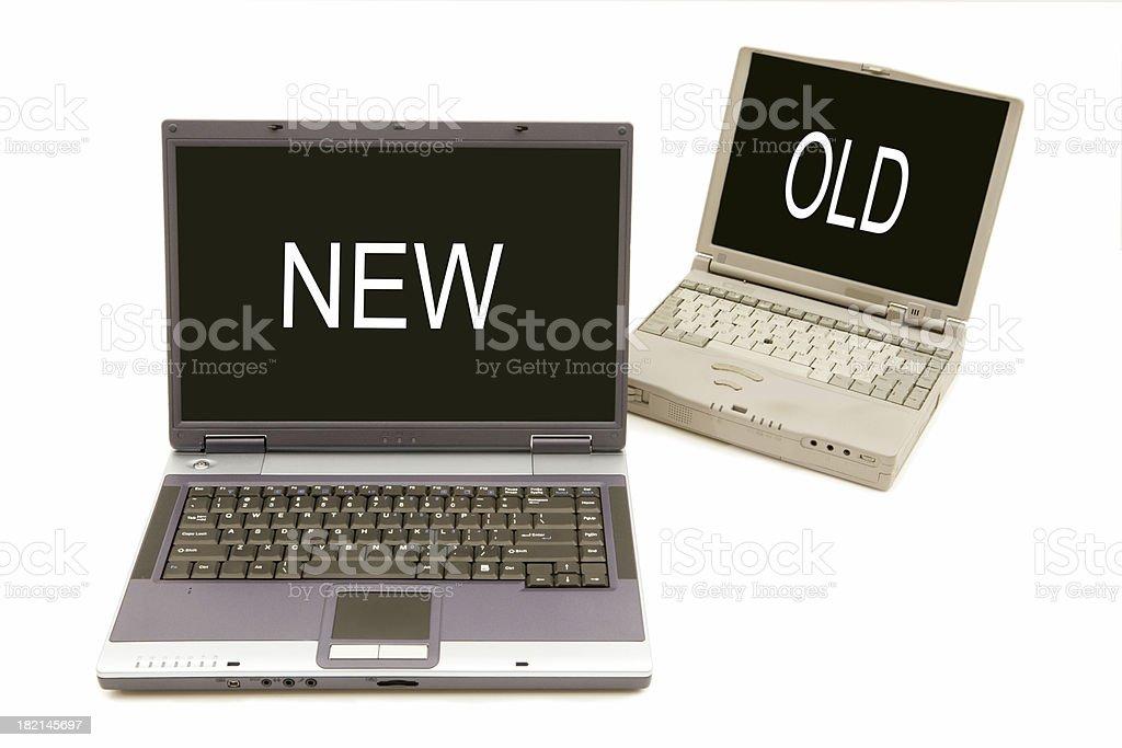 Upgrade royalty-free stock photo