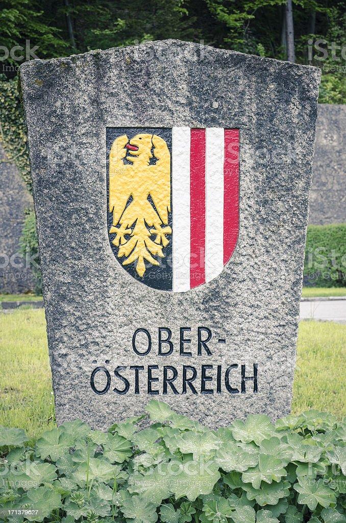 upper austria (Oberösterreich) stock photo