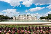 istock Upper Belvedere Palace in Summer in Vienna 521666613