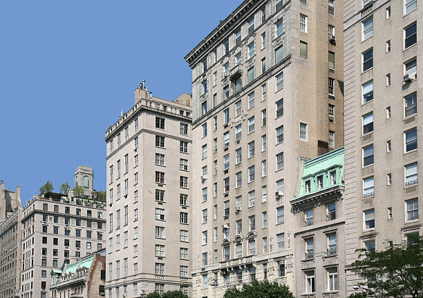 Upper East Side, New York City stock photo