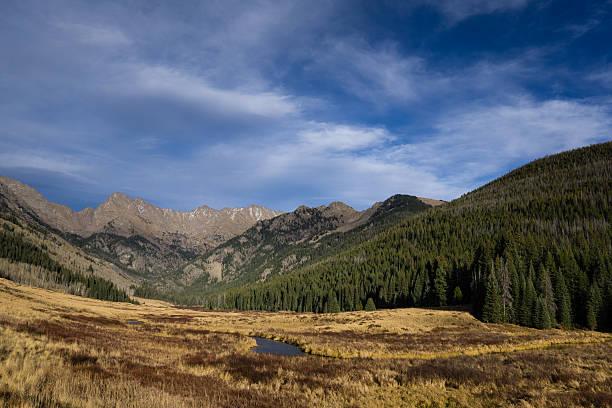 Upper Piney River Trail - foto de stock