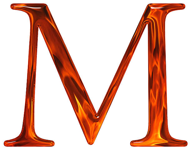 0d4e133f34e Top 60 Fire Alphabet Letter M Stock Photos, Pictures, and Images ...