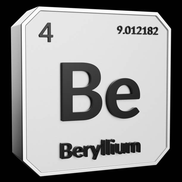 Royalty Free Chemical Symbol For Beryllium Pictures Images And