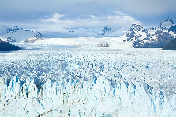 Upsala-Gletscher in el calafate im Süden von Argentinien – Foto