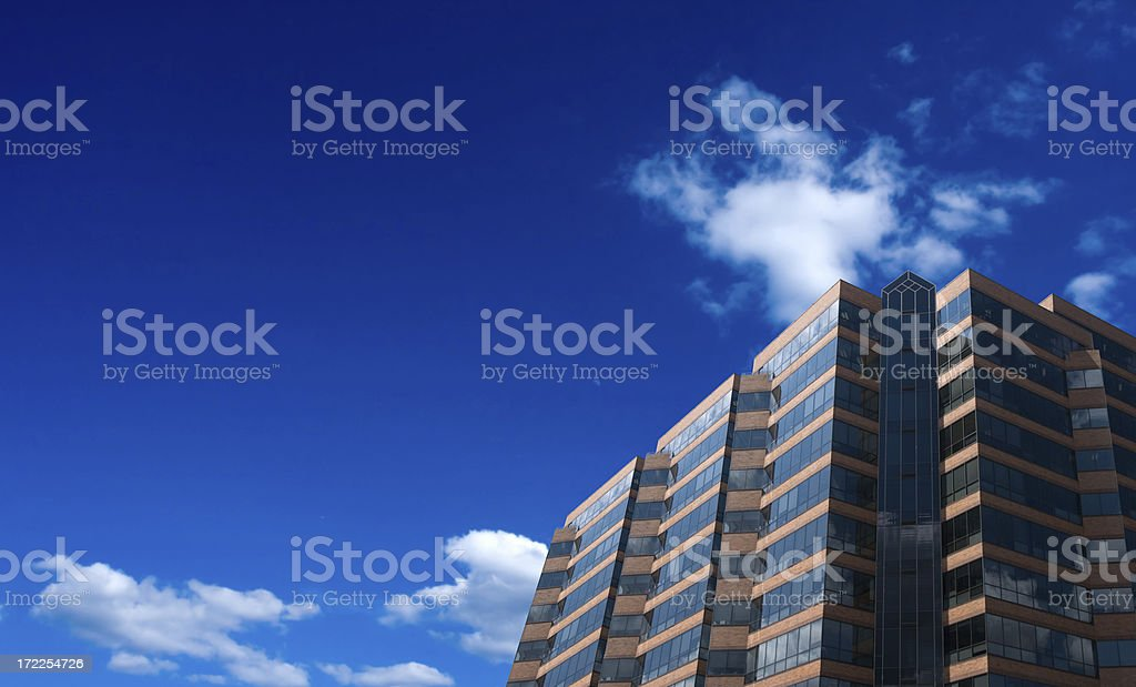 Upscale Apartment royalty-free stock photo