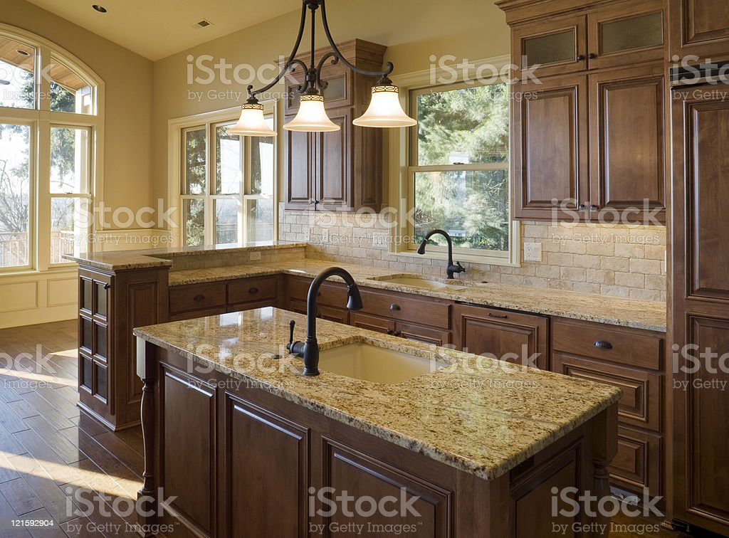Upscale Kitchen Stock Photo Download Image Now Istock