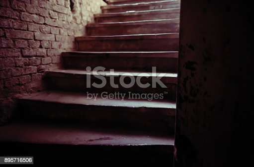 upward staircase