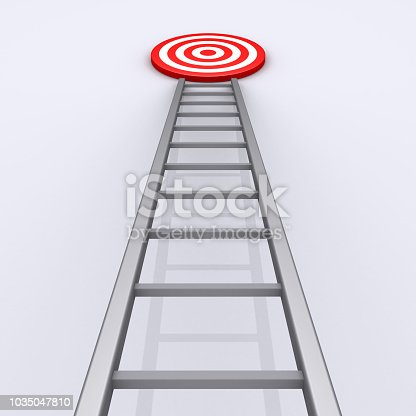 938669816 istock photo Upwards is the way to success 1035047810