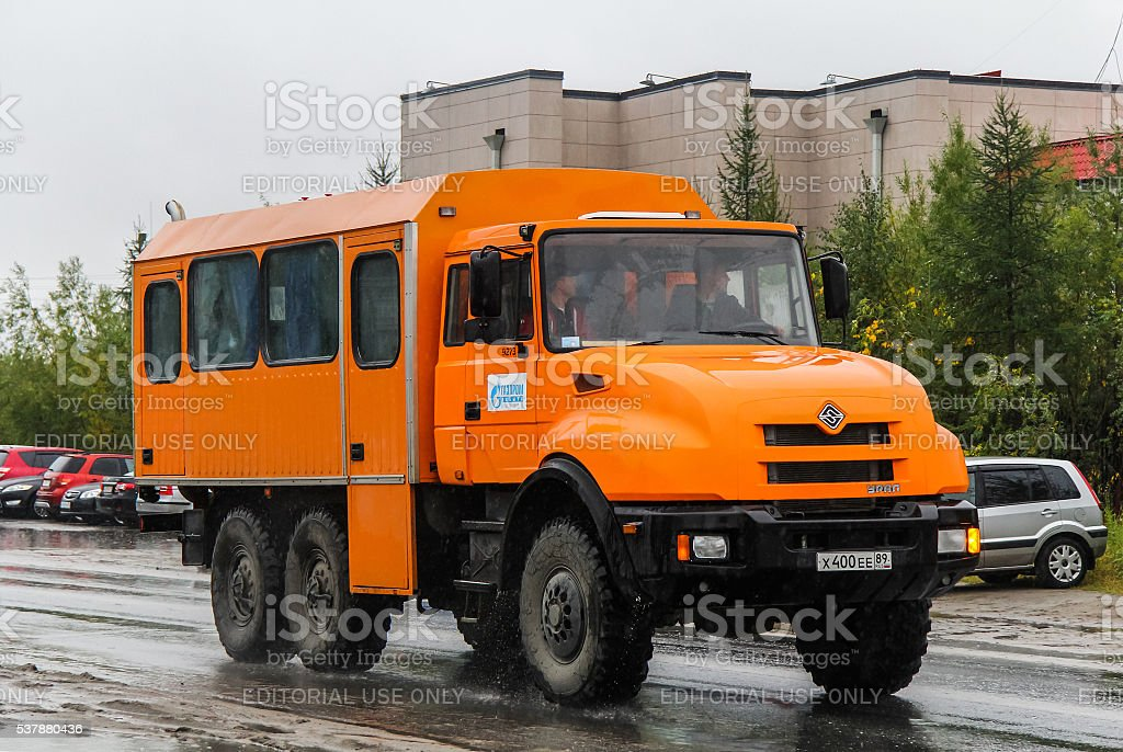 Ural 32551 stock photo
