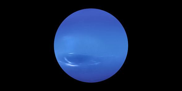 Uranus planet in the solar system