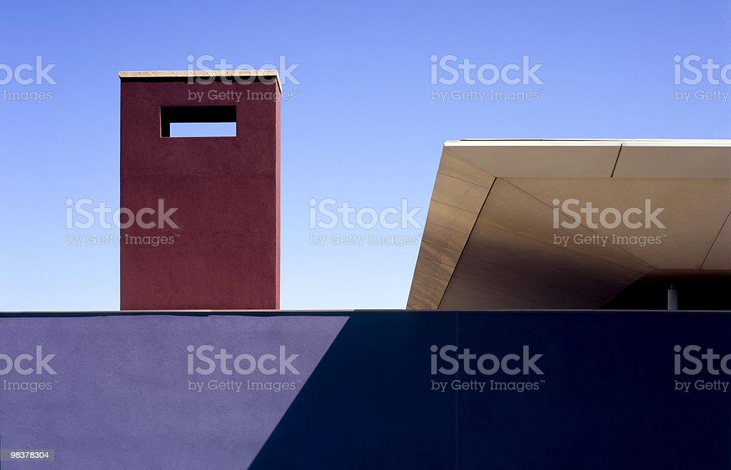 Urban Abstract royalty-free stock photo