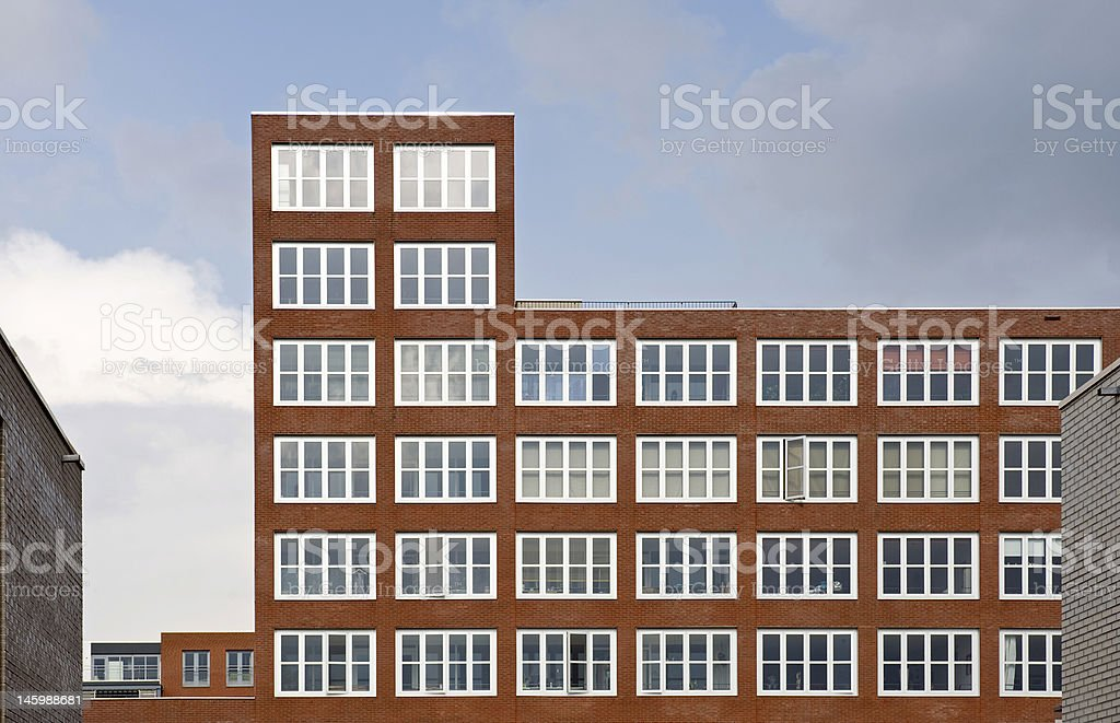 Urban architecture stock photo