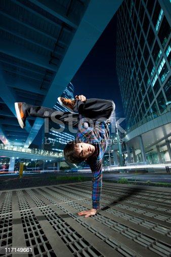 istock Urban Asian Breakdancer 117149661