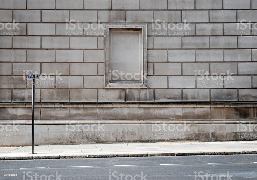 Urban background royalty-free stock photo