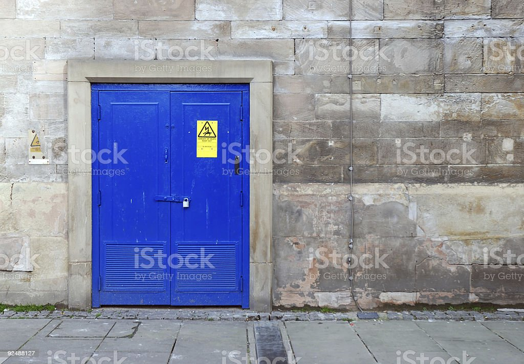 Urban background UK royalty-free stock photo