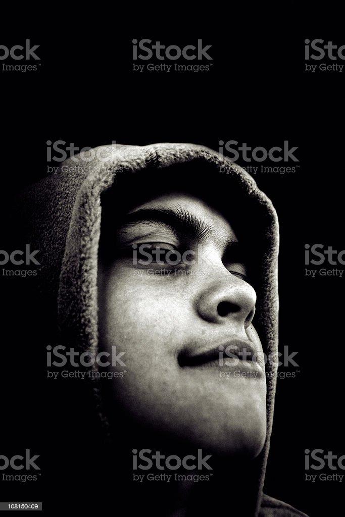 Urban Boy royalty-free stock photo