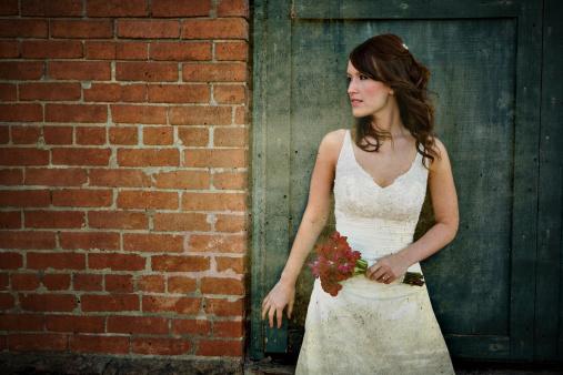 Urban Bride Stock Photo - Download Image Now