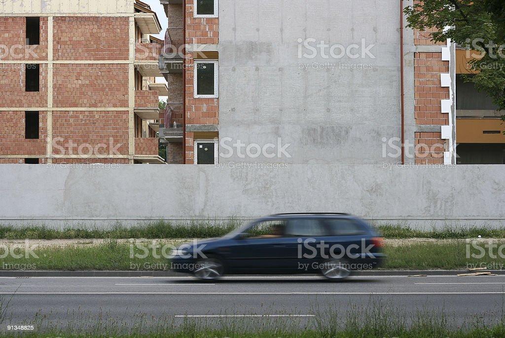 Urban Construction stock photo