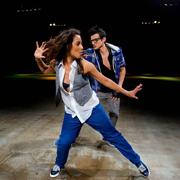 urban dance action - double_p stockfoto's en -beelden