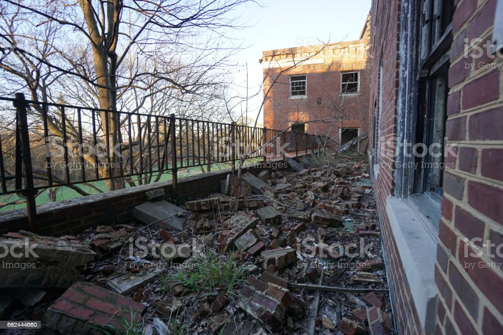 Urban Decay And Abandoned Maryland Public Schools And