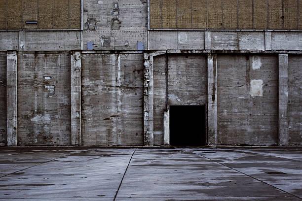 Urban decay I stock photo