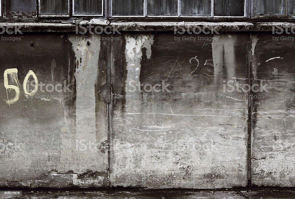 Urban decay III royalty-free stock photo