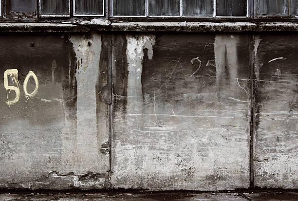 Urban decay III stock photo