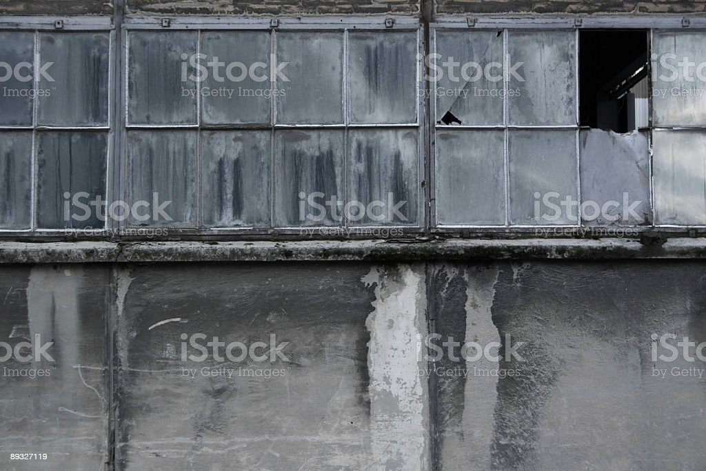 Urban decay VII royalty-free stock photo