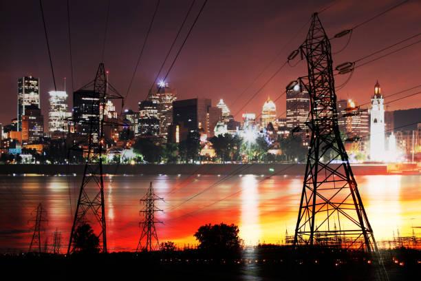 Urban Electric Grid – Foto