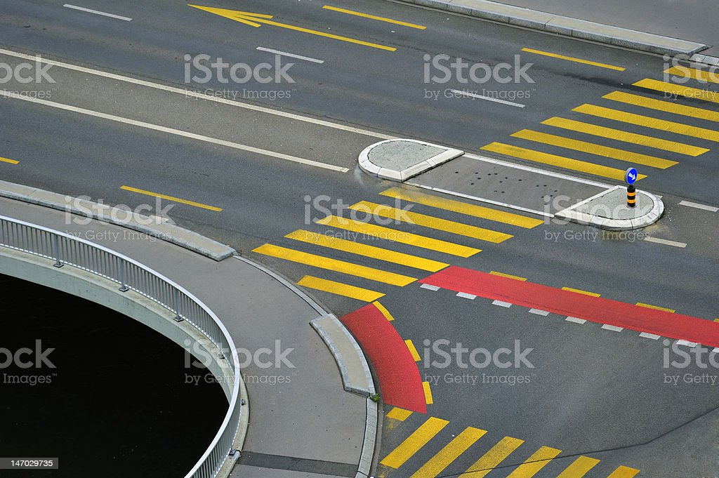 Urban graphics royalty-free stock photo