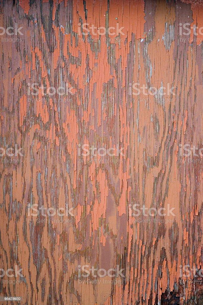 Urban grunge lackiert Holz, Verwittert Lizenzfreies stock-foto