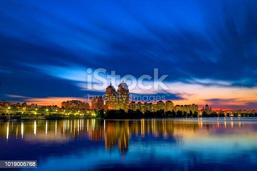 istock Urban landscape 1019005768