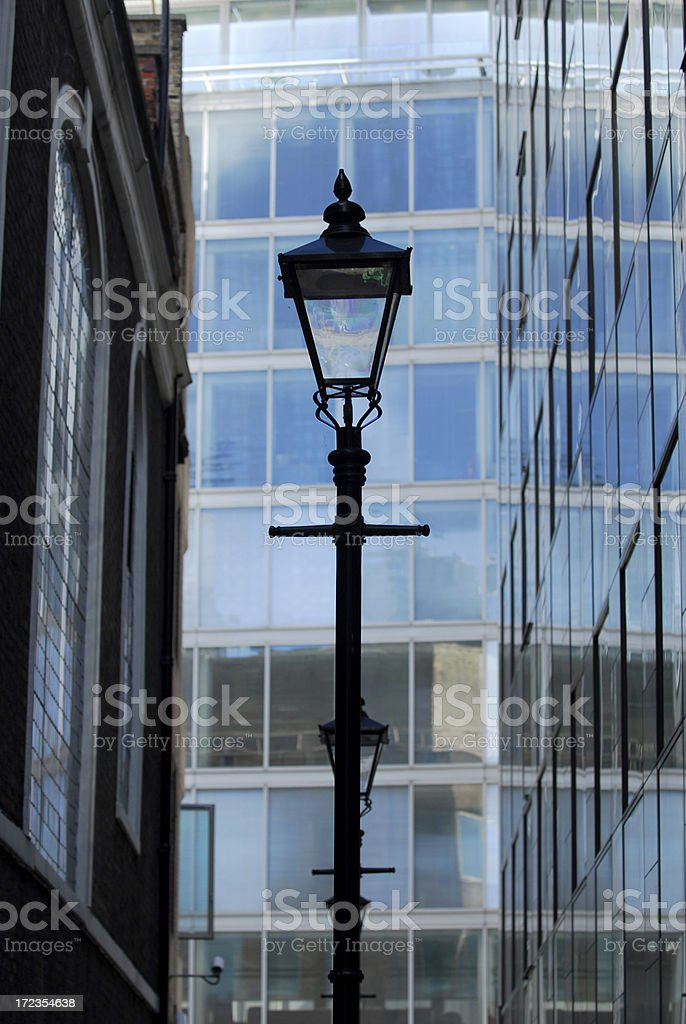 Urban landscape royalty-free stock photo