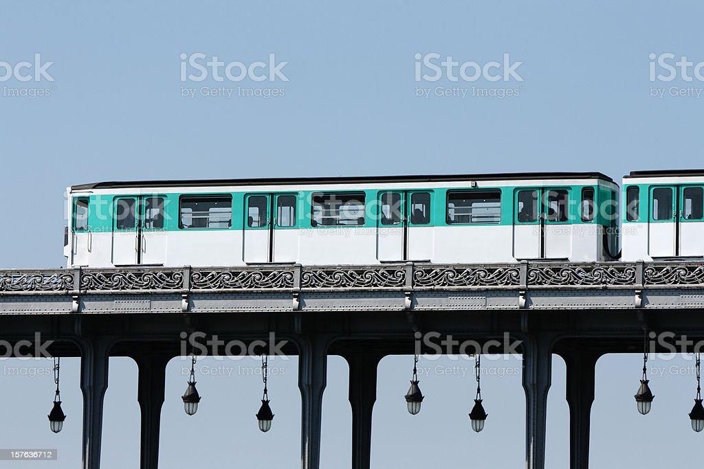 Urban life stock photo
