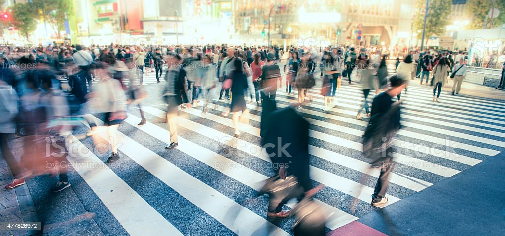 La vida urbana - foto de stock