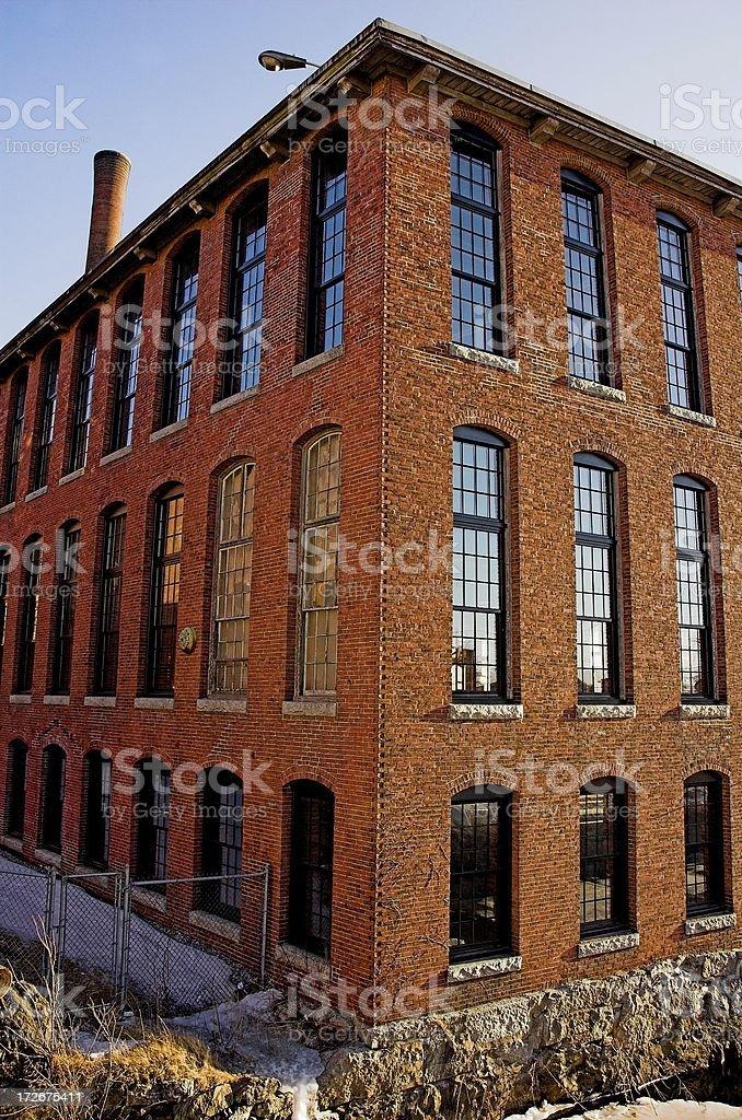urban mill royalty-free stock photo