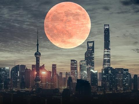 Digitally manipulated night images