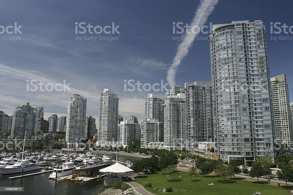 Urban Perfection royalty-free stock photo