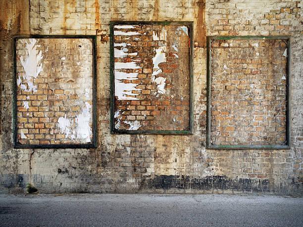 都会のポスター ストックフォト