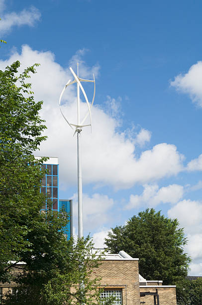 Best Vertical Axis Wind Turbine Stock Photos, Pictures & Royalty